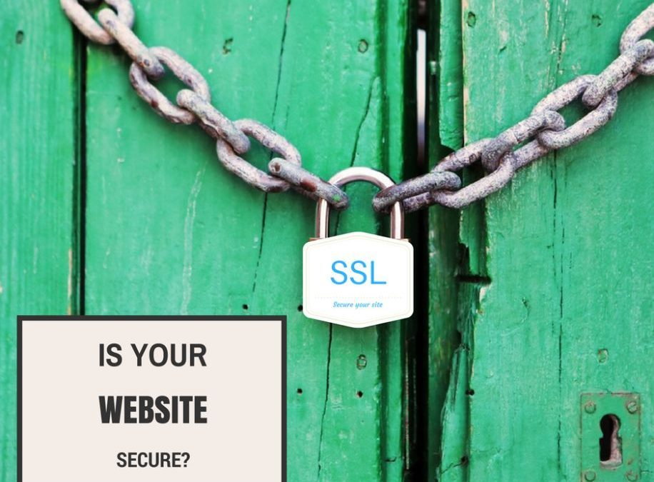 Why you should be buying a SSL certificate