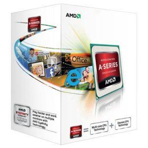 AMD A4 X2 4000 CPU