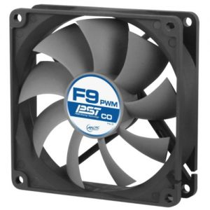 Arctic F9 92mm PWM PST Case Fan for Continuous Operation