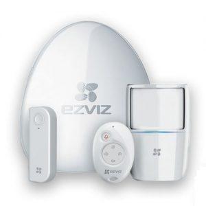 EZVIZ Wireless Alarm Starter Kit - Alarm Hub