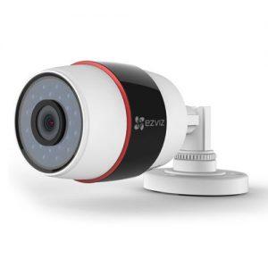 EZVIZ Wireless 1080P C3S (Wi-Fi) Outdoor Bullet Camera