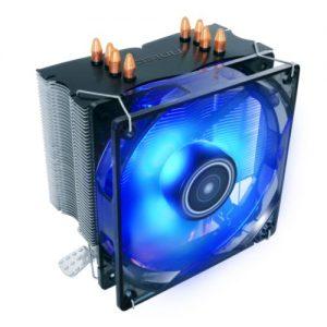 Antec C400 Heatsink & Fan