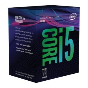 Intel Core i5-8600 CPU