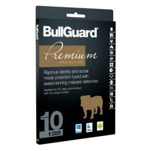 Bullguard Premium Protection 2018 10 User (10 Pack)