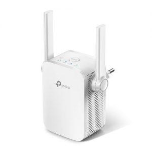 TP-LINK (RE305) AC1200 (300+867) Dual Band Universal WiFi Range Extender