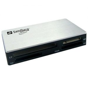 Sandberg (133-73) External USB 3.0 Multi Card Reader