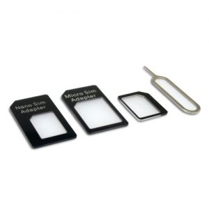 Sandberg SIM Card Adapter Kit