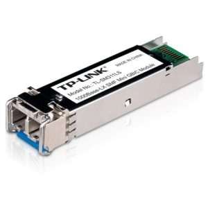 TP-LINK (TL-SM311LS) MiniGBIC Single-Mode Fiber Module